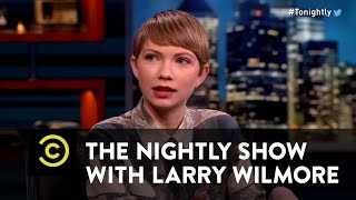 The Nightly Show - 1/11/16 in :60 Seconds
