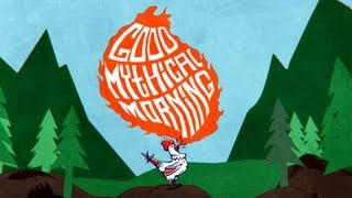 Good Mythical Morning- Ep. 1 Season 2