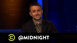 #HashtagWars - #SuperBowlImprovements - @midnight with Chris Hardwick