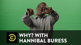 Why? with Hannibal Buress - Xbox Live - Game w/Fame