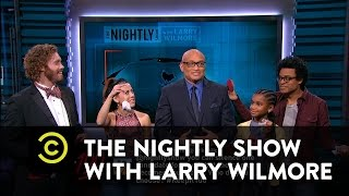 The Nightly Show - 2/10/16 in :60 Seconds