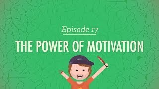 The Power of Motivation: Crash Course Psychology #17