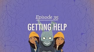 Getting Help - Psychotherapy: Crash Course Psychology #35