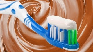 Chocolate Toothpaste -- LÜT #40
