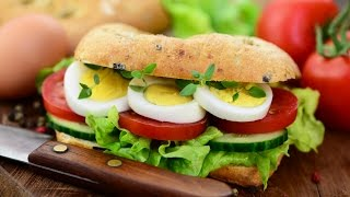 How To Make an Egg Salad Sandwich