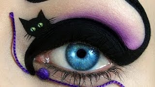 Cat Eyeball And More... -- BiDiPi #42