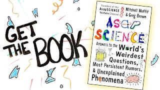 We Made A Book! Even More SCIENCE!!