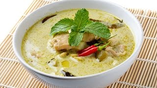 How To Make Thai Green Curry Chicken