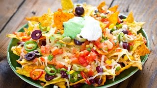 How To Make Salsa Nachos