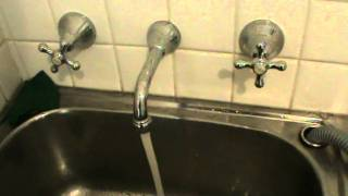 How To Turn a Tap Off