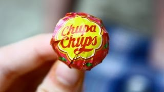 How To Quickly Open a Chupa Chup