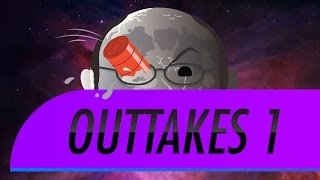 Outtakes #1: Crash Course Astronomy