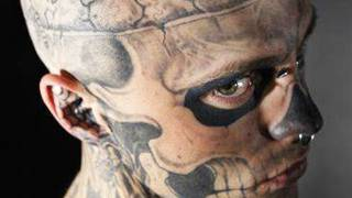 Meet ZOMBIE BOY -- Weirdos of the Month #5