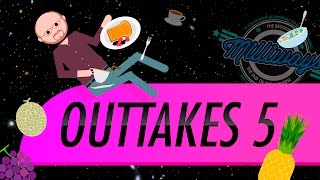 Outtakes #5: Crash Course Astronomy