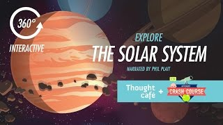 Explore The Solar System: 360 Degree Interactive Tour!