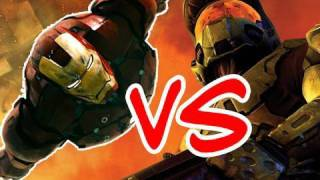 NERD WARS: Iron Man vs Master Chief: Who Would Win? -- Wackygamer