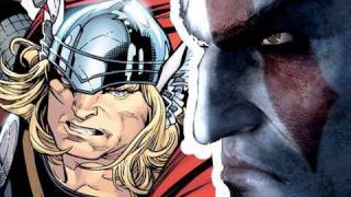 NERD WARS: Thor vs. Kratos -- Who Would Win?