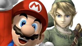 Mario vs. Link: Who Would Win?? NERD WARS