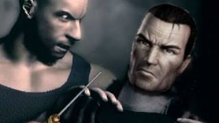 NERD WARS! Punisher Vs Riddick (Vin Diesel)