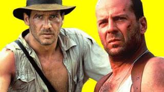 NERD WARS: John McClane (Die Hard) vs Indiana Jones