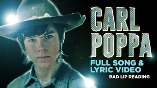"""CARL POPPA"" — Lyric Video"