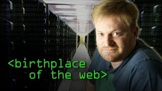 Birthplace of the World Wide Web - Computerphile