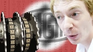 158,962,555,217,826,360,000 (Enigma Machine) - Numberphile