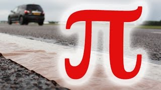 Mile of Pi - Numberphile