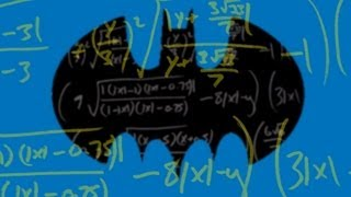 Batman Equation - Numberphile