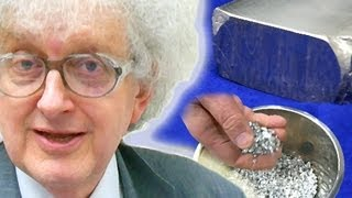 Super Expensive Metals - Periodic Table of Videos