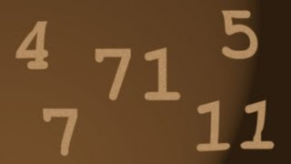 Brown Numbers - Numberphile