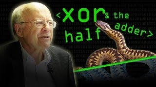 XOR & the Half Adder - Computerphile
