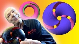 Topology of a Twisted Torus - Numberphile