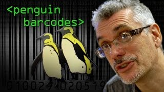 The Penguin Barcode - Computerphile