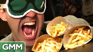 Blind French Fry Taste Test