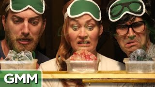 Extreme Stink Smell Test ft. Mamrie Hart