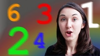 Synesthesia - Numberphile