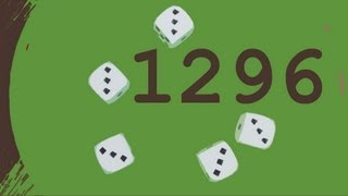 1,296 and Yahtzee - Numberphile