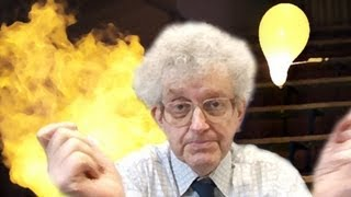 Hydrogen Explosions (slow motion) - Periodic Table of Videos
