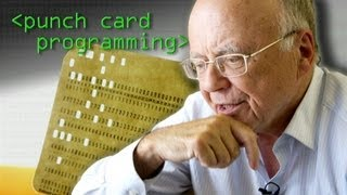 Punch Card Programming - Computerphile