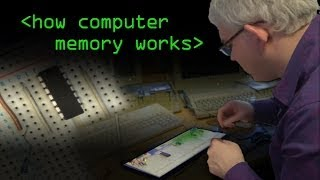 How Computer Memory Works - Computerphile