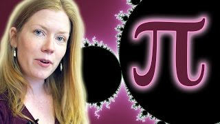 Pi and the Mandelbrot Set - Numberphile