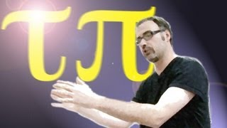 Tau replaces Pi - Numberphile