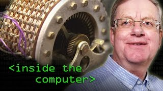 Inside the Computer (EDSAC) - Computerphile