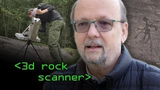 3D Rock Art Scanner - Computerphile
