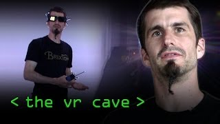 The Virtual Reality Cave - Computerphile