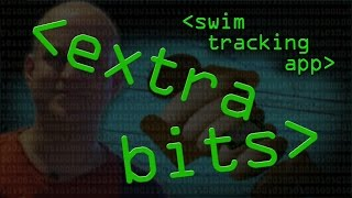 EXTRA BITS - Swim Tracking App - Computerphile