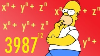 Homer Simpson vs Pierre de Fermat - Numberphile