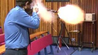 Musket Firing - Periodic Table of Videos