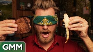 Exotic Meat Taste Test